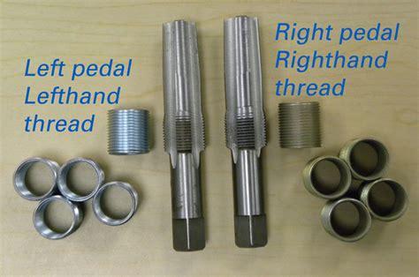 figure repair kit pedal bushing repair kit procedure park tool