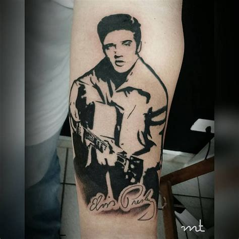 elvis tattoos amazing elvis tattoos part 4 elvis