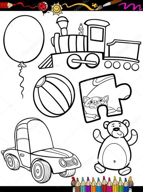 Kran Flexibel Precio Objetos De Juguetes De Dibujos Animados Para Colorear