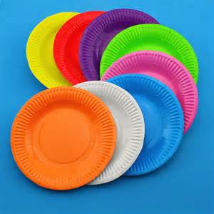 colored plates paper plate material promotion shopping for