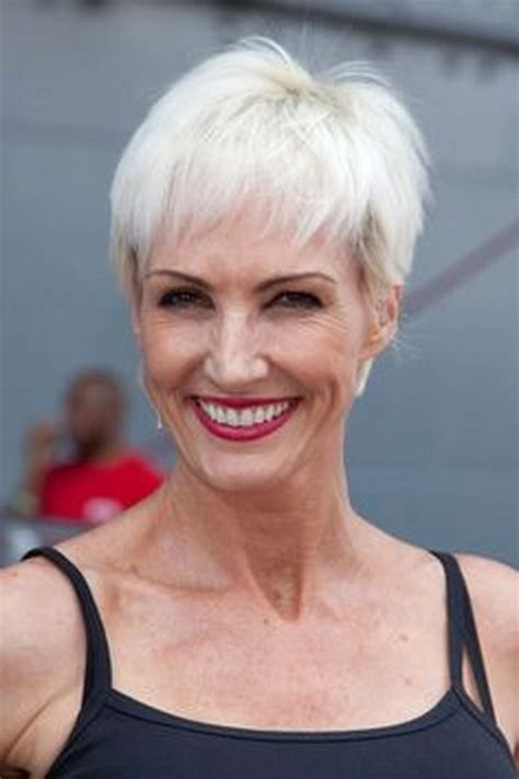 stylish pixie haircuts for 60 year old woman short pixie hairstyles for women over 50