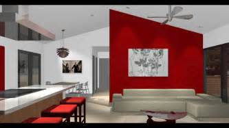 red accent wall in living room red accent wall in living room home design