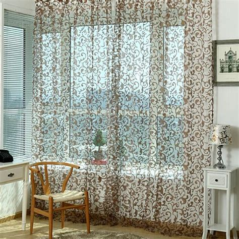 multi color sheer curtains multi color assorted sheer curtains window room divider