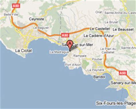 location vacances vue mer St Cyr sur Mer.