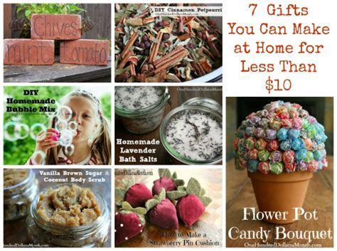 gifts to make at home 28 images 40 gifts can make that