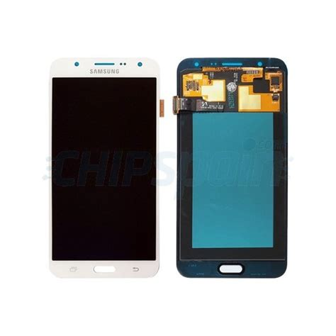 Lcd J7 lcd screen touch screen digitizer assembly samsung galaxy j7 j700 white chipspain