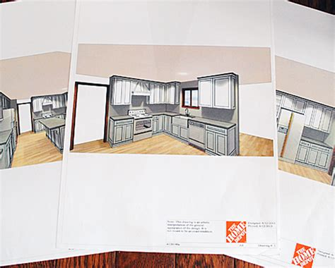 kitchen design home depot jobs our kitchen renovation with home depot the graphics fairy