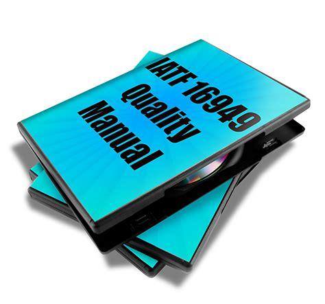 Iatf 16949 Quality Manual Iatf 16949 Quality Manual Template