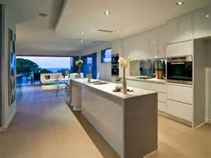 open plan kitchen diner architecture pinterest