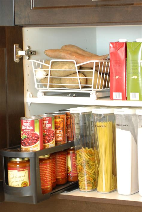 Easy Kitchen Storage Ideas Simple Kitchen Pantry Organization Ideas