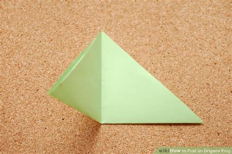 7 Paper Fold - how to fold an origami frog 10 steps with pictures
