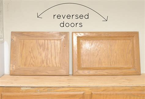 How To Level Kitchen Cabinet Doors Builder Grade To Floating Vanity Centsational