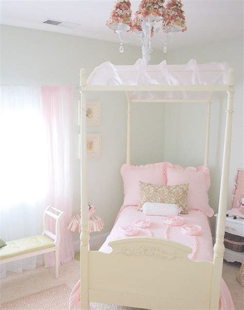 Pink Canopy Bed Canopy