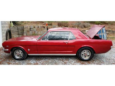1964 ford mustang for sale classiccars cc 963376