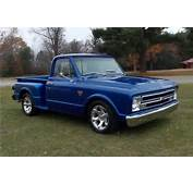1967 CHEVROLET C 10 PICKUP  Front 3/4 161514