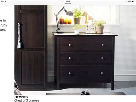 Pax Chest Of Drawers by Wanted Hemnes Pax Bedroom Furniture Wardrobe