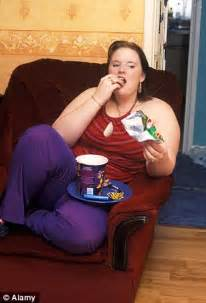 fat girlfriend gaining weight junk food makes you lazy even if you switch to a healthy