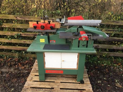 combination saw bench kity bestcombi planer thicknesser saw bench spindle moulder combination machi ebay