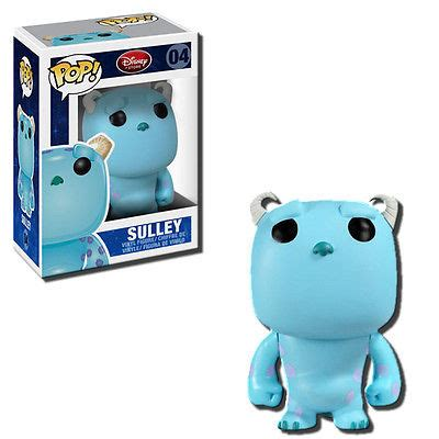 Funko Pop Series Gremlins Gizmo 04 Vinyl Figure Doll New pop disney series 1 monsters sulley 3 75 inch vinyl figure 04 funko toys what s it worth