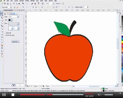 tutorial corel draw vector corel draw tutorials corel draw tutorials for beginners