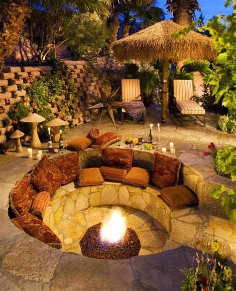 backyard decorations 18 fire pit ideas for your backyard best of diy ideas