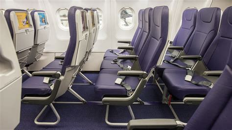 airlines with fully reclining seats new budget airline seats swap screens for built in tablet