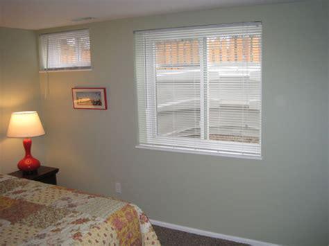 Residential Bedroom Window Egress St Louis Basement Remodeling