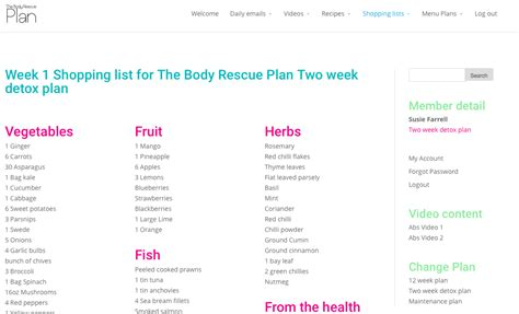 How Does Rescue Detox Last 2016 by The Rescue Plan 187 2 Week Detox