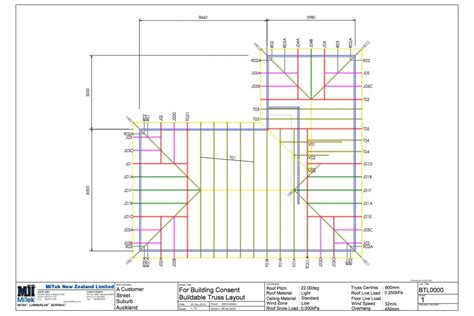 layout now mitek introduces new buildable truss layout service eboss