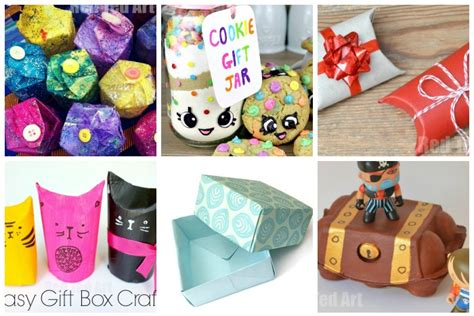 small gift ideas for kids diy gift box ideas ted s