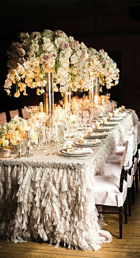 wedding table d 233 cor ideas receptions tablecloths and wedding