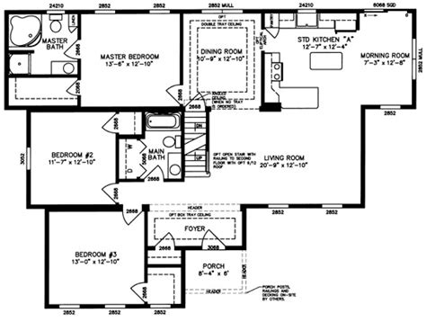 modular home ranch floor plans modular home floor plans for creative home design home