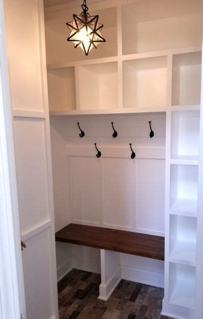 turn  closet   mudroom   mudroom