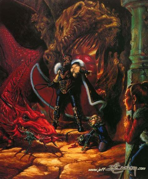 Jeff Easley Greyhawk Adventures Sci by Jeff Easley Dragons