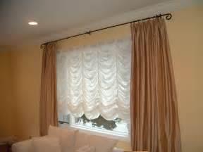 Fabric Window Treatments Window Treatments Custom Fabric Shades Austrian