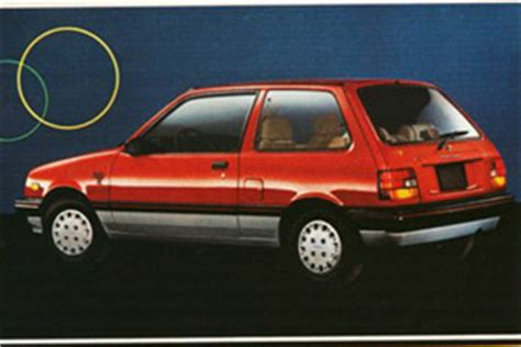 car engine repair manual 1988 pontiac turbo firefly auto manual 25 all time best gas cars by mpg mother earth news