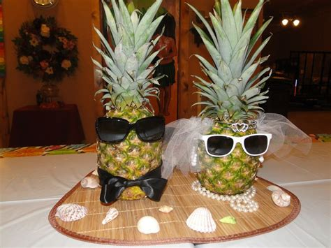 and groom table centerpiece ideas quot groom quot centerpiece for a hawaiian luau personal