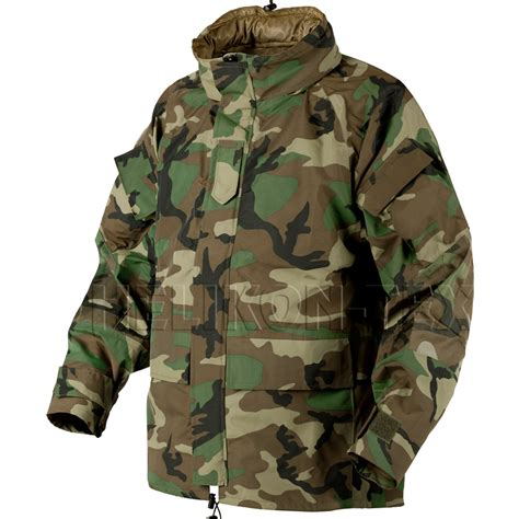 Jaket Camo Army helikon ecwcs army parka waterproof hooded jacket