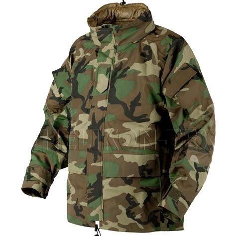 Jaket Waterproof Army helikon ecwcs army parka waterproof hooded jacket