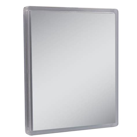 fogless bathroom mirror
