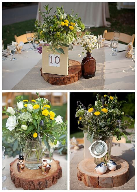 backyard wedding centerpieces backyard wedding ideas wedding centerpiece ideas 187 swankyluv swankyluv wedding