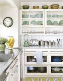 open kitchen cabinets ideas how to open shelving in your kitchen without daily staging the inspired room