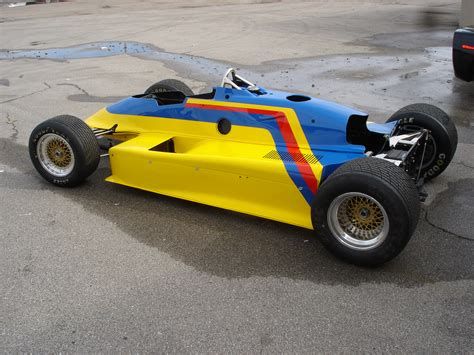 Can-Am Cars | 1983 March Indy Car X 15 Cockpit