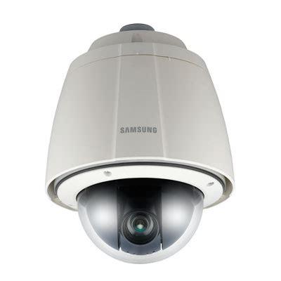 Cctv Samsung Outdoor samsung snp 5200h 1 3 megapixel hd outdoor ptz dome with h 264 20x zoom analytics