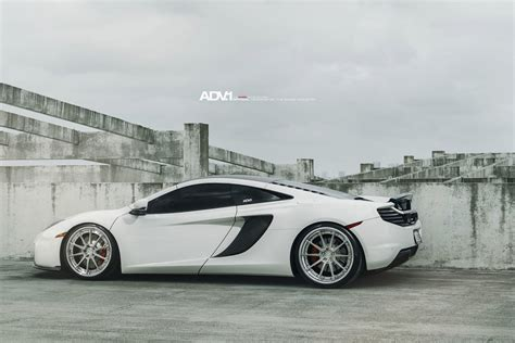 custom mclaren mp4 12c mclaren mp4 12c adv10 track spec cs polished aluminum