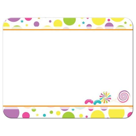 Stickerstiker Kaca Motif Polkadot candyland thank you note for bat mitzvah brightly colored canisters striped polka dots