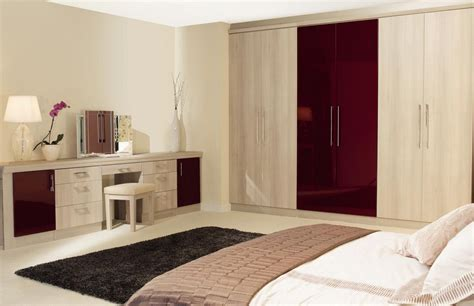 Red And White Bedroom Wardrobe Designs Homedevco Bedroom Wardrobe Design Pictures