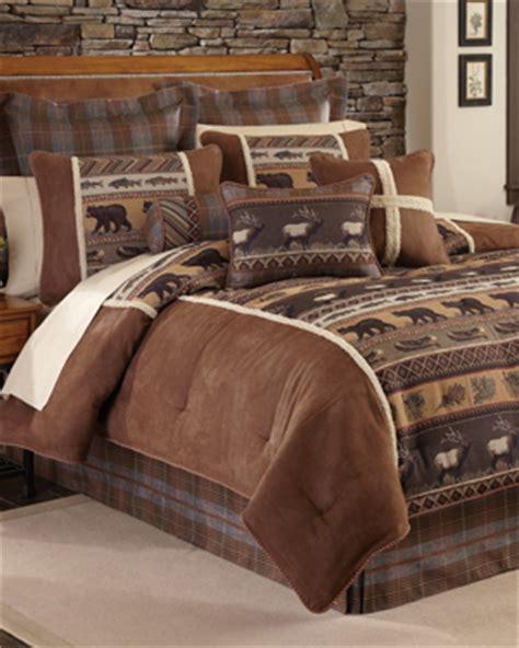 log bed sets rustic bedding cabin bedding lodge bedding sets