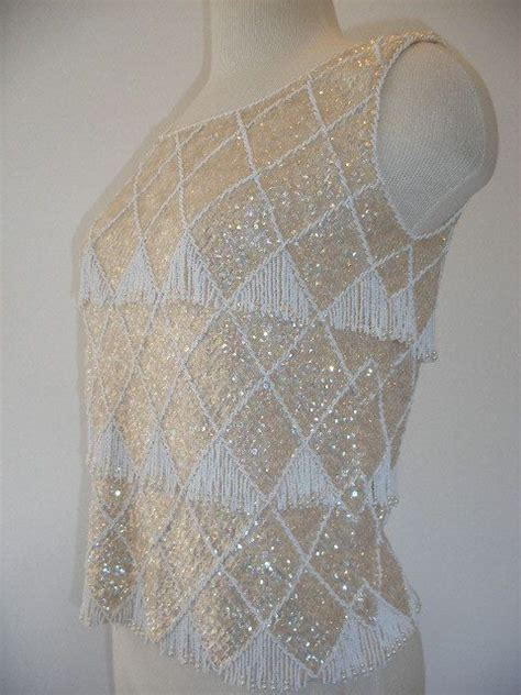 white beading b q 17 best images about beaded tops dresses on