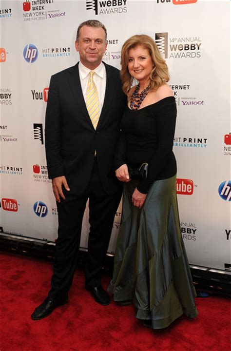 who is arianna huffington dating arianna huffington dylan ratigan and arianna huffington photos 14th annual